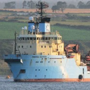Maersk keeps on getting rid of its garbage off Brittany