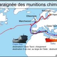 Élimination des munitions chimiques syriennes (n°4)