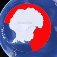 Corrida in Antarctica