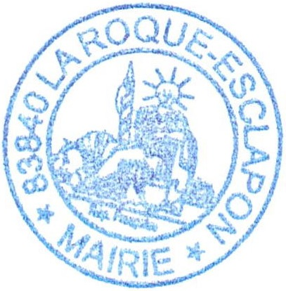 83-tampon-mairie-la-roque-esclaponRobindesBois