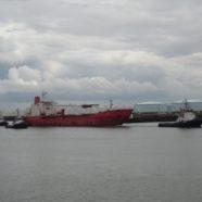 La fin de vie du tanker russe aura lieu à Brest