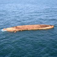 The Before, After and Why of a Shipwreck in the English Channel
